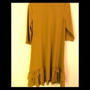 Dresses & Skirts - Yellow Mustard dress